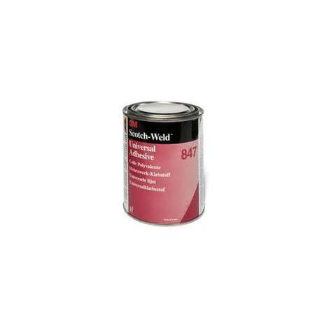 """main image of """"Adesivo nitrilico ad elevate prestazioni 3m 847 ex 1236 latta da 1 litro"""""""