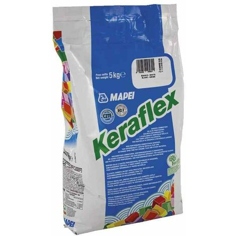 Adesivo per piastrelle grigio Keraflex Mapei - Confezione: 25 kg