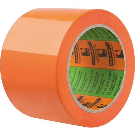 Adhésif Orange 6095 75mmx33M Barnier