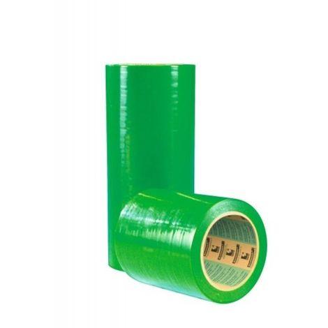 Adhésif de masquage 2500 en polyéthylène, coloris vert, largeur 200 mm, longueur 33 m