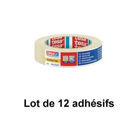 "main image of ""Adhésif de masquage supérieur, 25 mm x 50 m - tesa® 4323"""