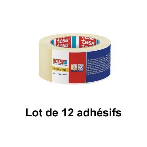 Adhésif de masquage supérieur, 50 mm x 50 m - tesa® 4323