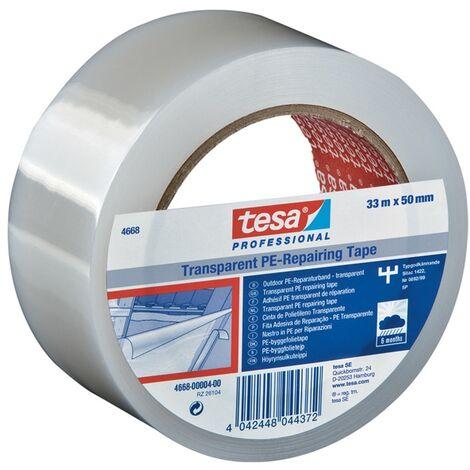Adhesif de Reparation 4668 transparent Tesa