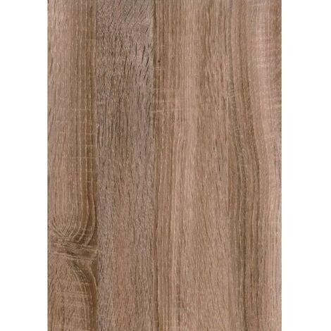 Adhésif Décoratif aspect bois chêne clair 45cmx2m