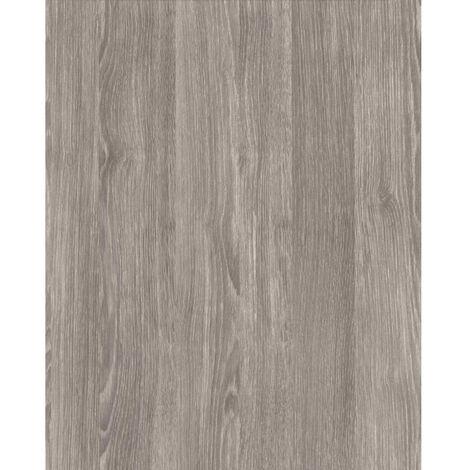 Adhésif Décoratif aspect bois chêne gris 67.5cmx2m