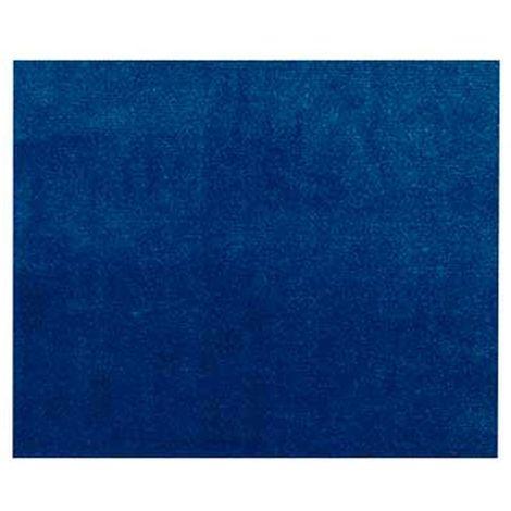 Adhésif décoratif Aspect velours bleu - 150 x 45cm - Bleu