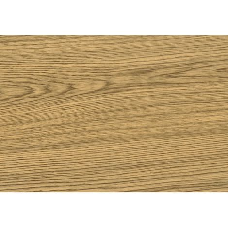 Adhésif décoratif Chêne rouvre - 200 x 45 cm - Marron - Beige