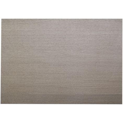 Adhésif décoratif pour meuble effet bois Chêne clair - 200 x 45 cm - Marron