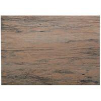 Adhésif décoratif pour meuble effet bois Chêne vielli - 200 x 45 cm - Marron moyen