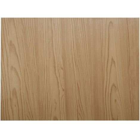 Adhésif décoratif pour meuble effet bois Pin - 200 x 45 cm - Marron moyen