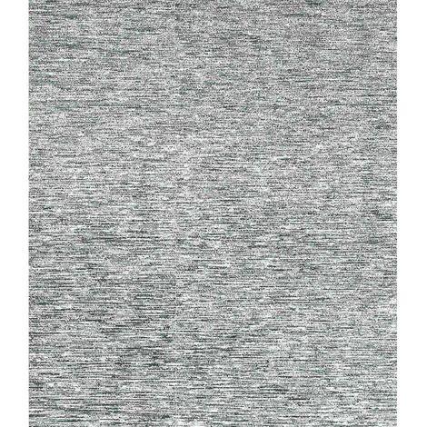 Adhésif décoratif pour meuble Glitter - 200 x 45 cm - Argent