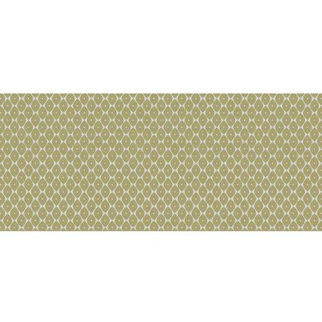 Adhésif décoratif pour meuble imprimé vintage Male - 200 x 45 cm - Vert - Vert
