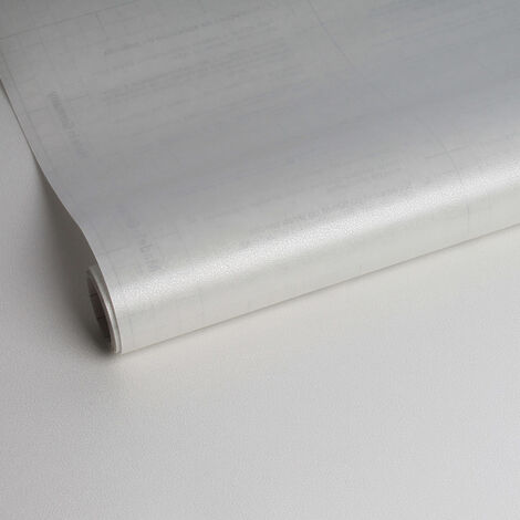 Adhésif décoratif pour vitre Sable opaque 200 x 67,5cm Blanc