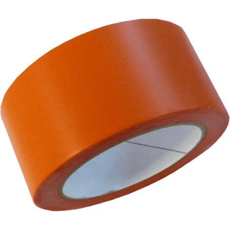 Adhésif Orange en 50mm x 33m