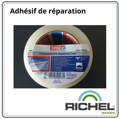 Adhesif PE de reparation - Tesa¸4668 Rouleau unitaire largeur 50mm * longueur 33m