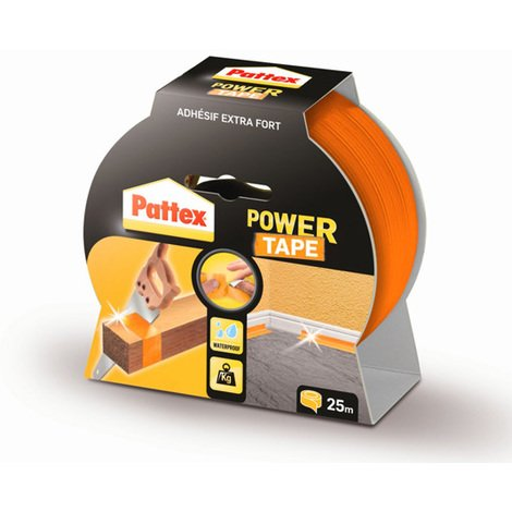 Power tape orange