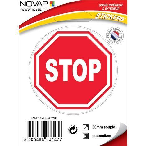 Adhésifs Stop - Novap