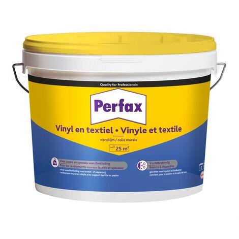Adhesiva pared Perfax 'vinilo y textiles' 5kg