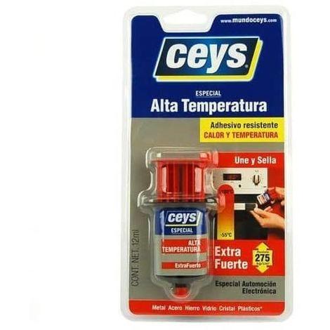Adhesivo contacto Ceys altas temperaturas 12 ml