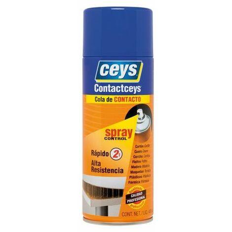 Adhesivo Contacto Spray contactceys 400 ml