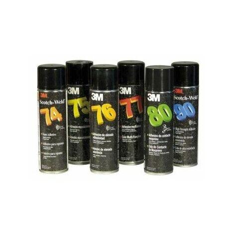 Adhesivo Contacto Uso General 500 Ml Spray 3M