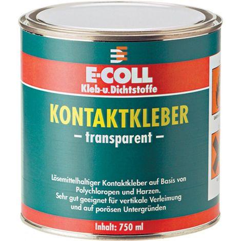 Adhesivo de contacto 750ml E-COLL (por 6)