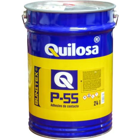 Adhesivo de contacto bunitex p-55 24L Quilosa
