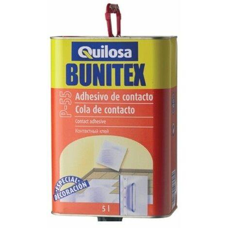 Adhesivo de contacto bunitex p-55 Quilosa