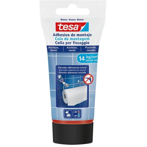 Adhesivo de montaje para azulejos 110g 14kg/cm2 TESA
