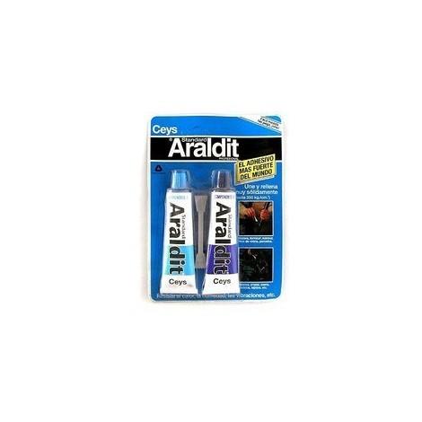 Adhesivo epoxi Araldite estandar 75+75 ml CEYS