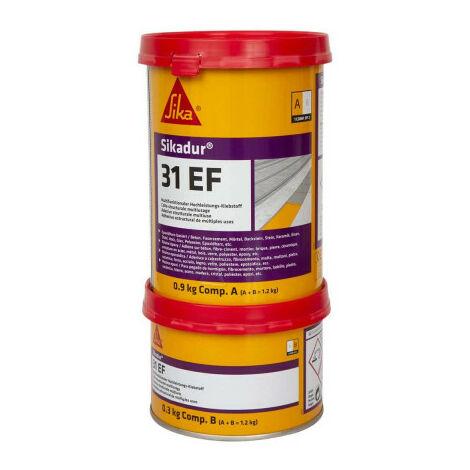 Adhesivo epoxídico SIKA Sikadur-31 EF - 1,2kg
