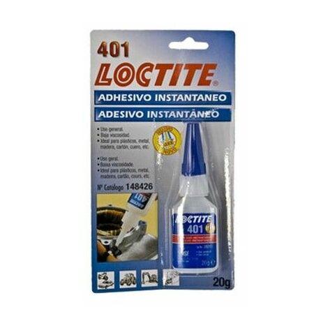 Adhesivo Instantaneo 20 Gr Loctite 401 Loctite