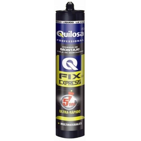 Adhesivo Montaje Fix Expres - QUILOSA - 18937 - 375 G