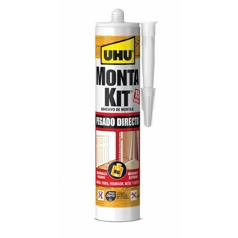 Adhesivo Montaje Peg Direc Uhu 380 G - MONTAKIT - 6310642