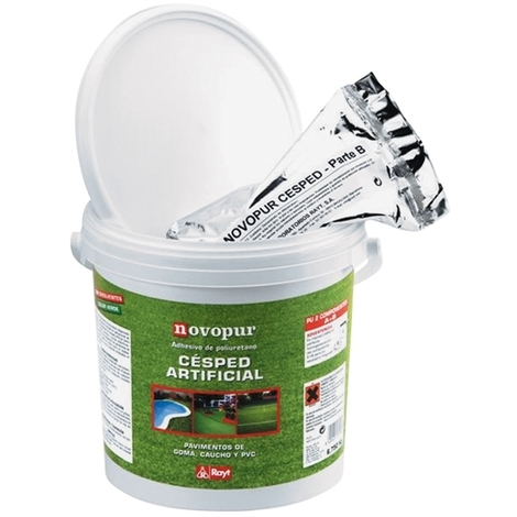 Adhesivo Poliuret P/cesped - RAYT - 1315-70 - 1,125 KG..