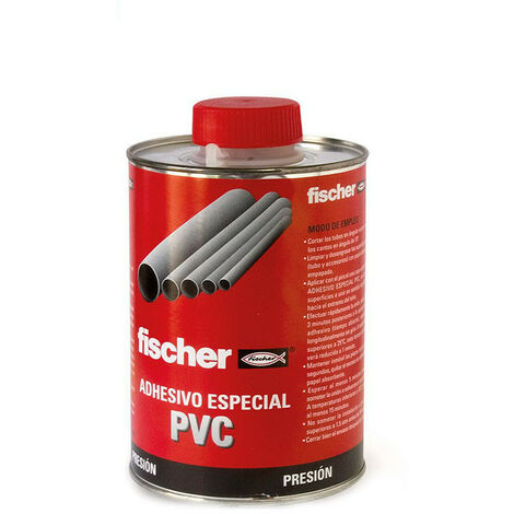 Adhesivo Pvc 1L Fischer - NEOFERR