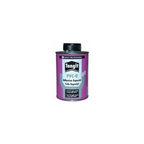 Adhesivo Pvc Rigido 500 Gr Bote/Pincel Tangit
