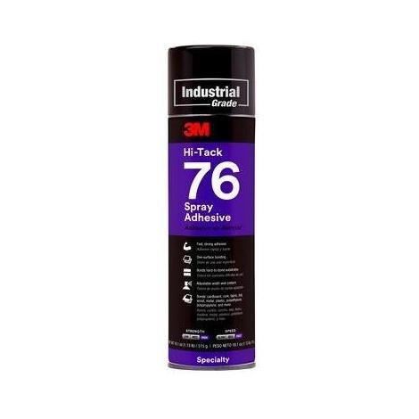 Adhesivo S76 spray 500ml alta resistencia y curacion lenta 3M