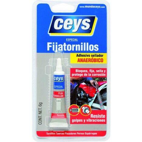 Adhesivo Sellador Anaerobico 6 Gr Fijatornillos Ceys