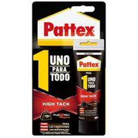 Adhesivo sellador polim 142 gr bl uno p/todo tubo pattex