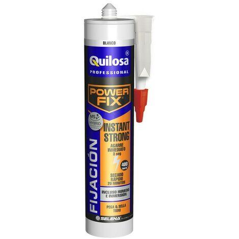 Adhesivo sellador polim bl ms power fix quilosa 290 ml