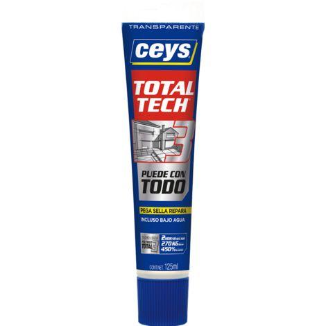 Adhesivo sellador Total Tech transp Ceys