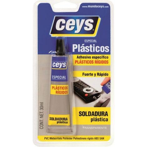 ADHESIVO SOLD PLASTICA 30 ML PLASTICEYS CEYS