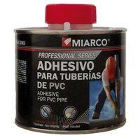 ADHESIVO TUBERIA PVC CON PINCEL 500 ML