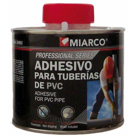 ADHESIVO TUBERIA PVC.C/PINCEL 500 ML.