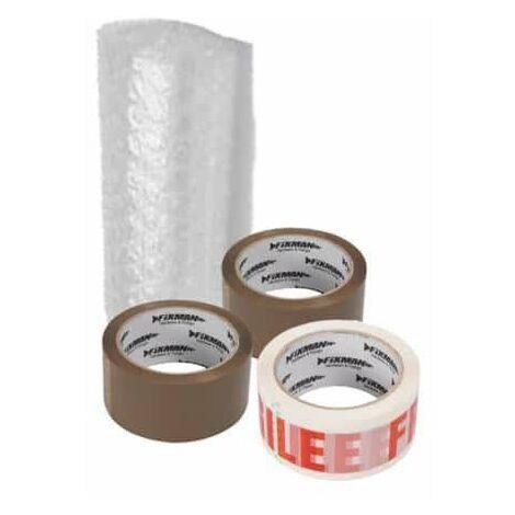 Adhesivo y embalaje de burbujas