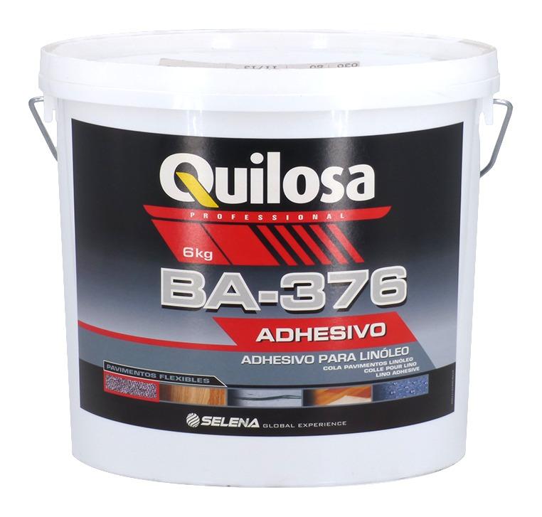 Adhésif pour linoléum BA-376 6 kilogrammes - Quilosa