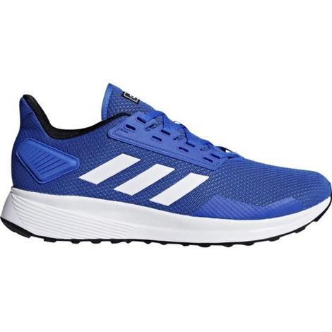 meilleur site web 5685d 83e75 ADIDAS Baskets de running Duramo 9 - Homme - Bleu - 41 1-3 - Adidas  Performance