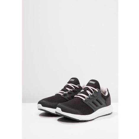 outlet store sale buy good new authentic ADIDAS Baskets de running Galaxy 4 - Femme - Noir - 37 1/3 - Adidas  Performance