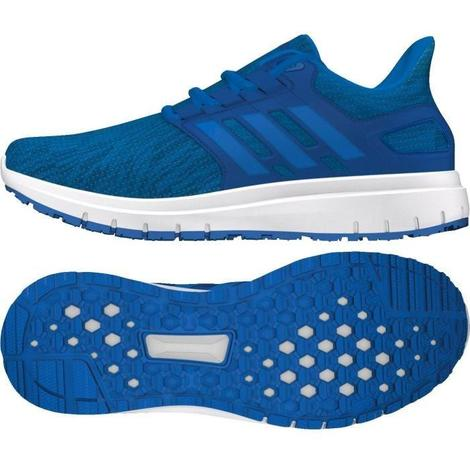 meilleures baskets 32dc2 91d4a ADIDAS Chaussures de running Energy Cloud 2 - Homme - Bleu - 44 2/3 -  Adidas Performance